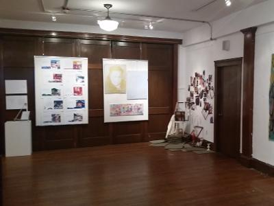 W2W2 - group exhibition- Nave gallery, Somerville, MA, USA, 2017